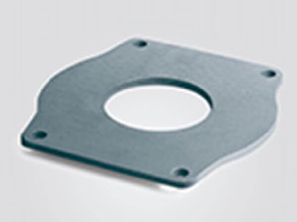 Flat grinding Slide plate