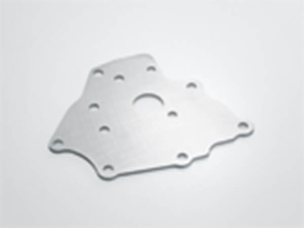 Double-sided surface grinding Cover