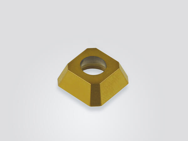 Fine grinding Indexable insert